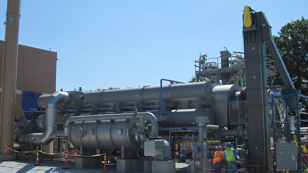 pyrolysis waste-to-energy plant