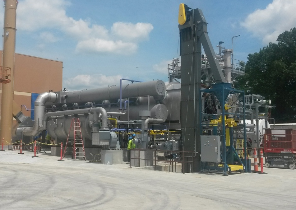 Industrial pyrolysis plants: quality pyrolysis equipment ...