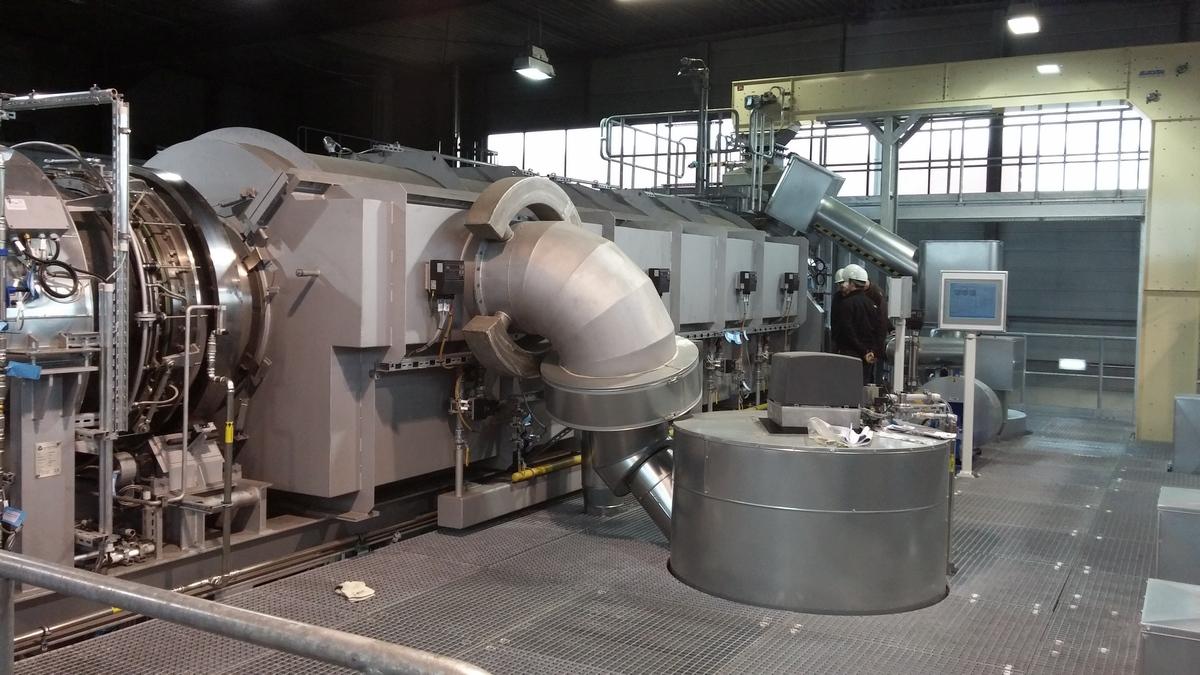 Industrial pyrolysis plants: quality pyrolysis equipment supply
